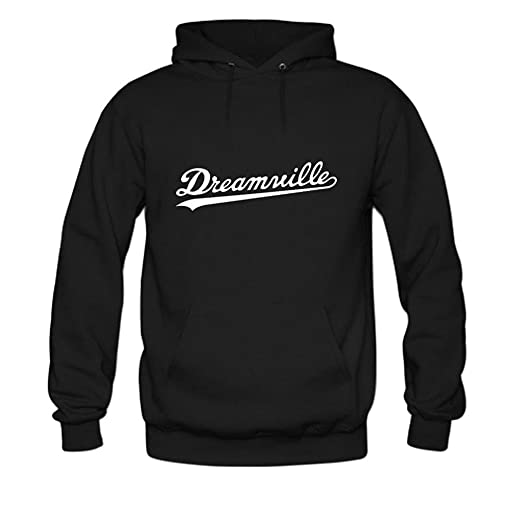 Dreamville Records Custom Unisex Pullover Hoodie Sweatshirt At