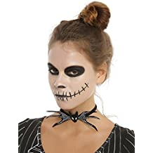 Halloween Bow Tie The Nightmare Before Christmas Jack Skellington +eBook
