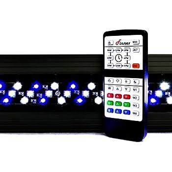 Amazon Com Finnex Ray2 Aquarium Day Actinic Led Light