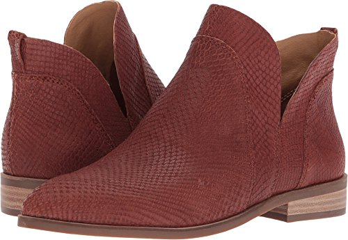 Lucky Brand Women's Jamizia Ankle Boot, Rye, 8 Medium US
