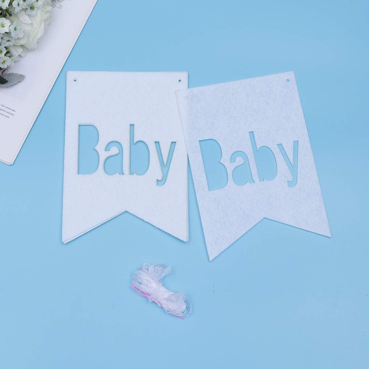 Amosfun Pallone da Calcio a Tema Compleanno Banner per Calcio Calcio a Tema Compleanno Baby Shower Party Decorazioni per Baby