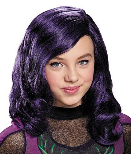 Disguise Inc - Disney's The Descendants: Mal Wig