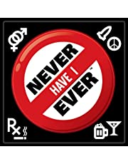 Never Have I Ever - Fun Drinking Board Game for Adults, College Parties, 21st Birthday's
