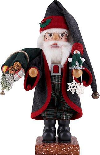 (Christian Ulbricht Nutcracker - Santa Claus Jack Frost - 46,5 cm / 18.3 inch )