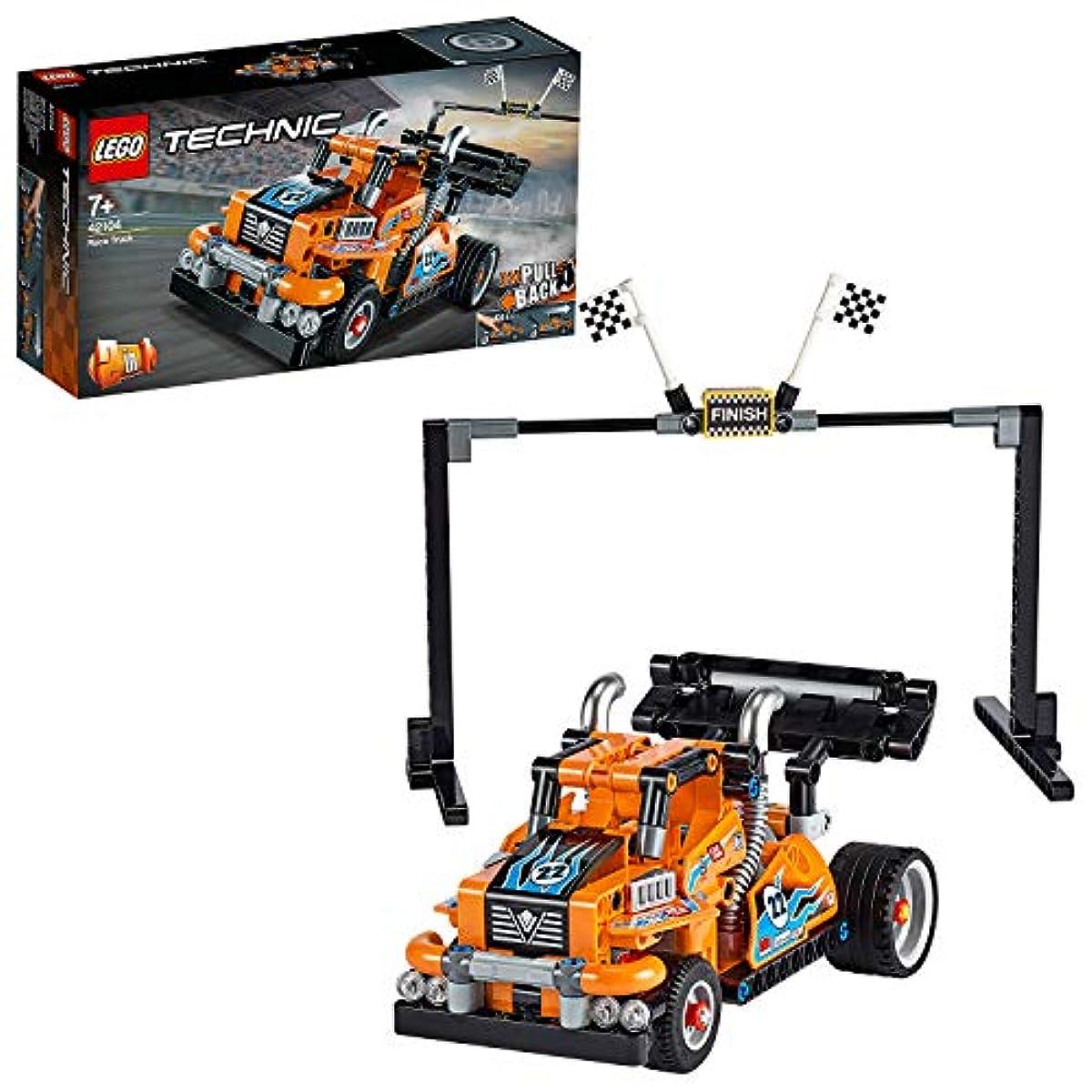 [해외] 레고(LEGO) 테크닉 레이싱 트럭 42104