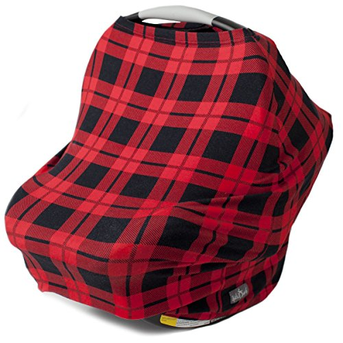 Check expert advices for carseat canopy red?