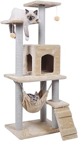 Juguete for gatos gato gato escalada marco cero árbol tablero ...
