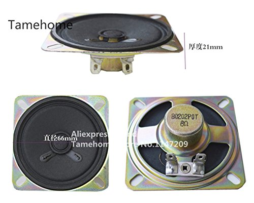 2.5-inch full-range speaker with high sensitivity Good sound quality Catchnew
