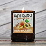 Brew Candle - Made in USA (Apricot Wheat)