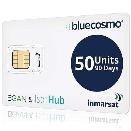 Amazon.com: inmarsat BGAN & isathub tarjeta de datos de ...
