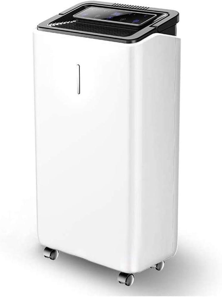 DWLXSH Deshumidificadores eléctrica, elimina la humedad 12L por ...