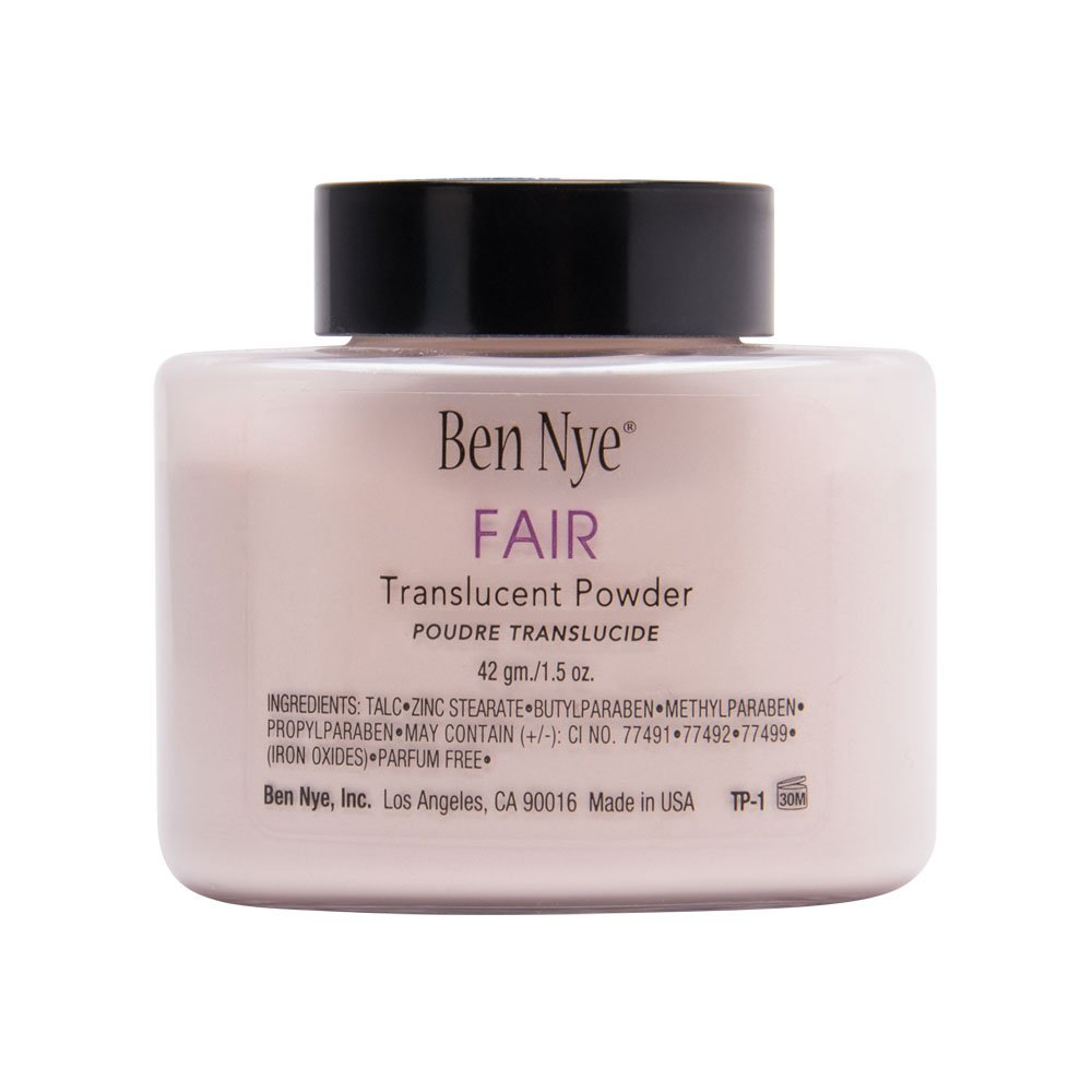 Ben Nye Fair Translucent Face Powder 42gm