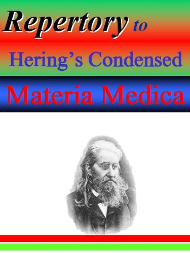 repertory-to-herings-condensed-materia-medica-homeopathy
