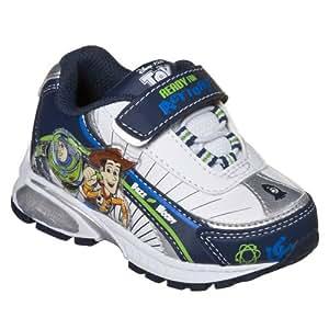 Amazon.com : Disney Toddler Boys' Toy Story Size 9 Light ...