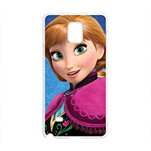 Frozen lovely girl Cell Phone Case for Samsung Galaxy Note4
