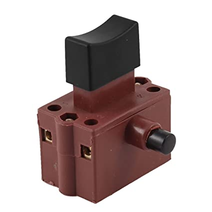 Switches Ac 220v 6a Dpst No Trigger Switch For Electric Drill Power Tool 2pcs To Rank First Among Similar Products Lights & Lighting