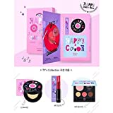 Banila Co. 2017 Taeyeon Happy Collection- Full Package, CC Cushion, Lipstick, Color Palette