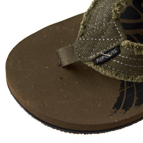 Rip Curl - Chanclas para hombre marrón marrón marrón - marrón