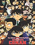 The Official Detective Conan Coloring Book: The