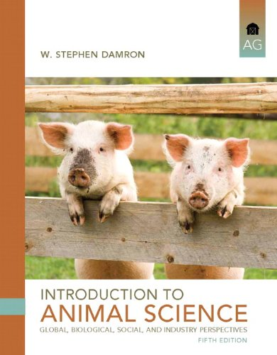 eBook Introduction to Animal Science (5th Edition) by W. Stephen Damron.pdf