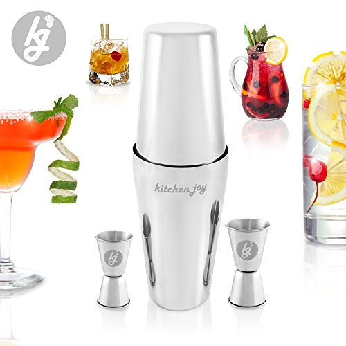 Kitchen-Joy-Cocktail-Shaker-Bar-Set