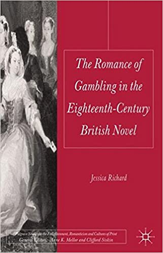 The romance of gambling in the eighteenth-century british novel casino games 2 masque publishing