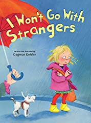 Over 75,000 sold, this thoughtful, helpful book was written to help parents explain children the dangers posed by strangers.Lu won't go with just anyone! She is waiting to be picked up after school. She stands on the sidewalk, all alone, and ...
