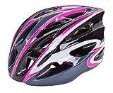 Airius Furius-II V21iM Helmet, L/XL, Pink/Gray/Black