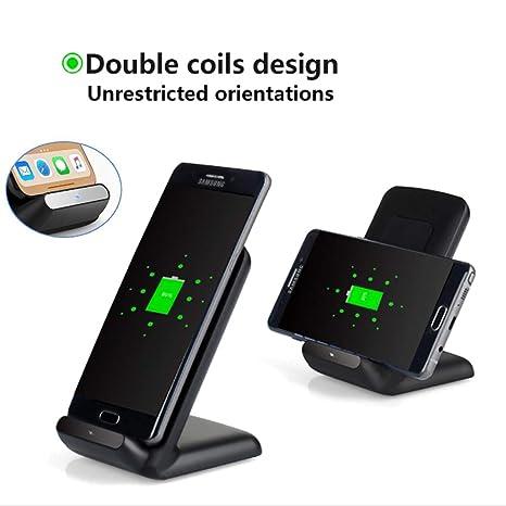 Teléfono móvil rápido Soporte inalámbrico Inteligente ...