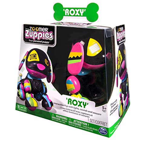Zoomer Zuppies Interactive Puppy - Roxy