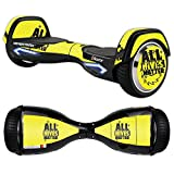 queen bee electronic - MightySkins Skin For Razor Hovertrax 2.0 Hover Board – All Hives Matter Protective, Durable, and Unique Vinyl Decal wrap cover | Easy To Apply, Remove, and Change Styles | Made in the USA