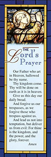 The Lord's Prayer Bookmark (Pkg of -