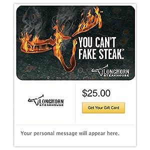 Amazon.com: LongHorn Steakhouse Configuration Asin - E-mail ...