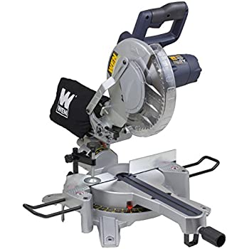 10 inch sliding compound miter saw with 45 degree bevel and dust bag wen 70716 10 inch sliding compound miter saw greentooth Choice Image
