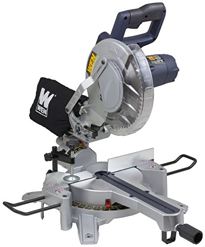WEN 70716 10-Inch Sliding Compound Miter Saw ()