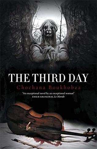 book cover of The Third Day