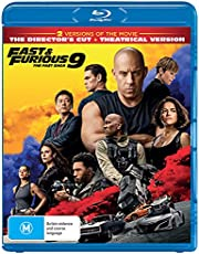 Fast & Furious 9 (Blu-Ray)