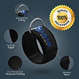 Ankle-Strap-for-Cable-Machine-Exercise-with-Neoprene-Padding