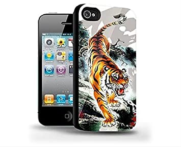 coque iphone 4 tigre
