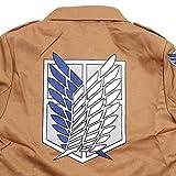 IDS Home Khaki Jacket Coat Cosplay Costumes