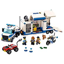 LEGO 6174395 City Police Mobile Command Center 60139 Building Kit