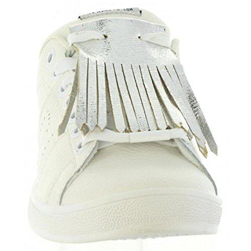 Bianco Brompton Pepe Basic Jeans Sneaker qU4Btv