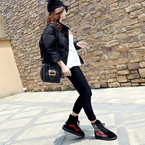 Chaud D'hiver Sports Automne Bottes Neige Dames Chaussures Pour B Occasionnelles Mode De wqxgaSBHv