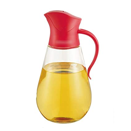 GQY Botella de condimento Botella de Aceite de Vidrio Botella de Salsa de Soja a Prueba