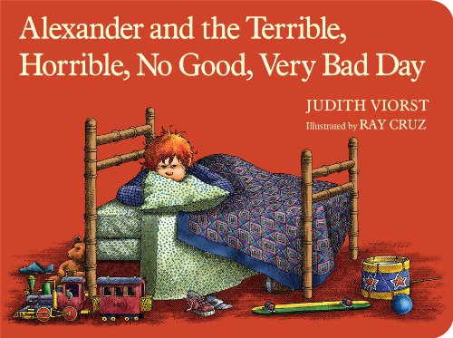 rrible, Horrible, No Good, Very Bad Day (Classic Board Books) ()