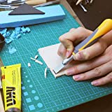MulWark 16pc Precision Craft Hobby Utility Knife