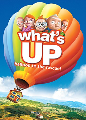 What's Up? Balloon to the