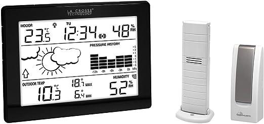 La Crosse Technology MA10006-BLA estación meteorológica con ...