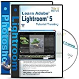 Adobe Photoshop Lightroom 5 Tutorial & Adobe Photoshop CS5 Training on 5 DVDs