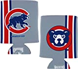 Chicago Cubs Throwbacket 2FER Can Cooler